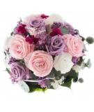 Ramo novia flor preservada Nº 8