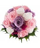 Ramo novia flor preservada Nº 3