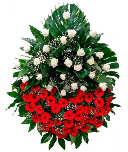 Corona funeraria Nº4