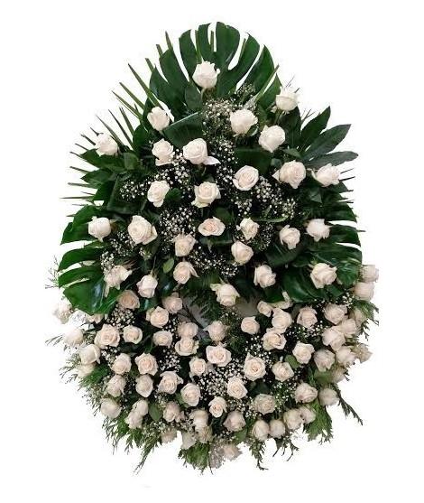 Corona funeraria Nº 5