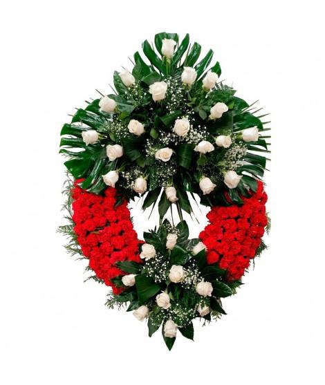Corona funeraria Nº 2