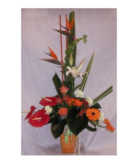 Centro flor variada Nº 2. Grande