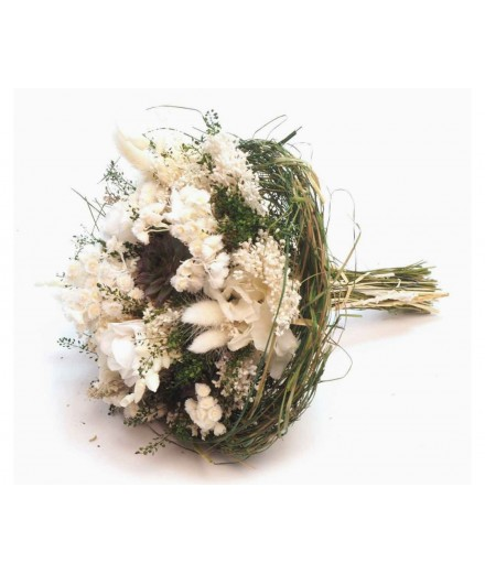 Bouquet Trend Blanco