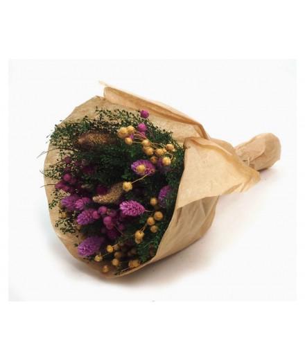 Bouquet Fiori di Campo Picolo Lila